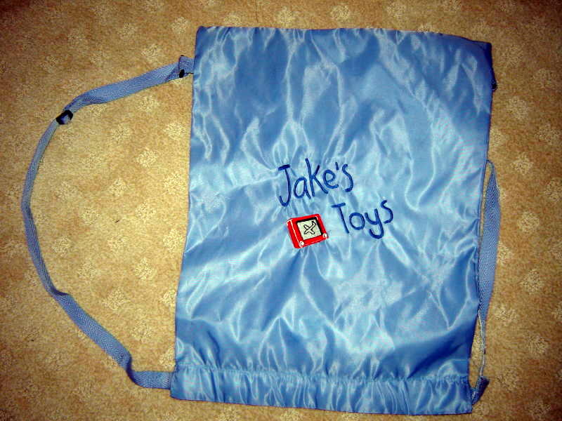 how to make your own backpack design
